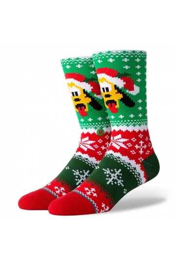 Stance Pluto Claus socks