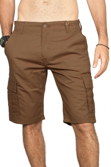 Biston cargo shorts camel