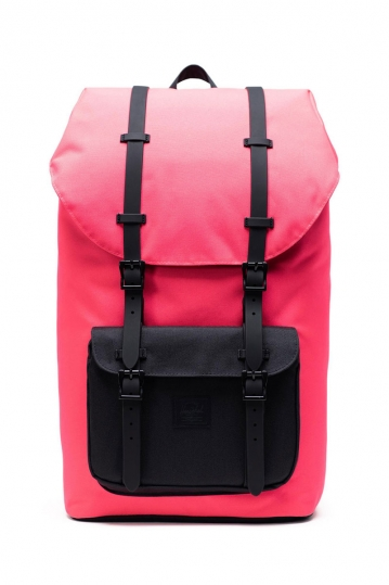 Herschel Supply Co. Little America backpack neon pink/black