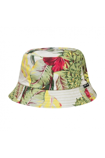 Huf Paraiso reversible bucket hat natural
