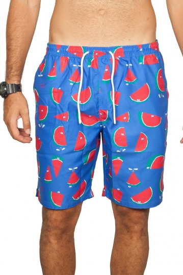 Lousy Livin beach shorts Melons
