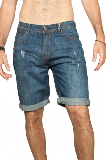 Splendid denim shorts mid wash