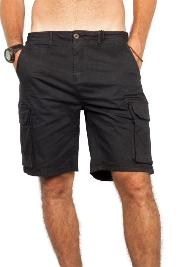 Splendid cargo shorts black