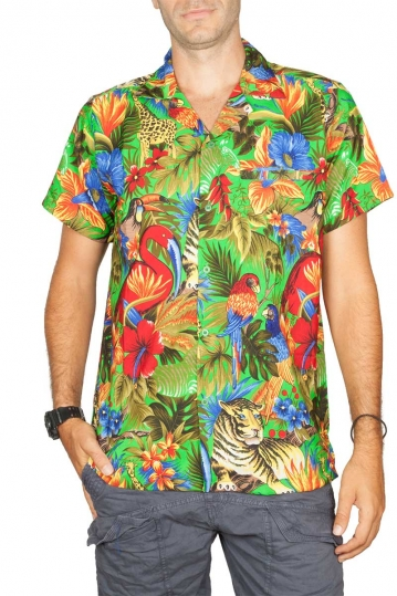 Hawaiian shirt Zoologist