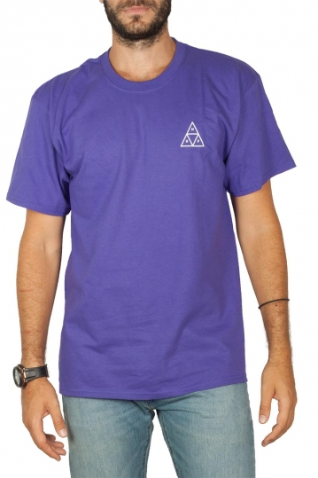Huf t-shirt Ancient Aliens grape