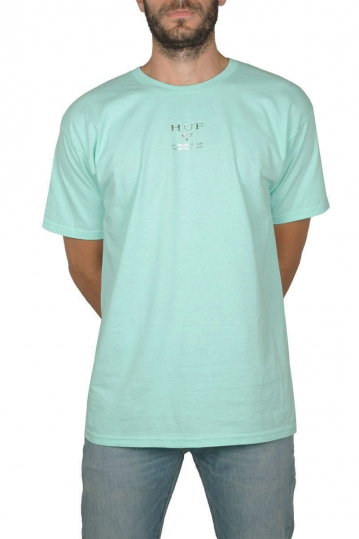 Huf t-shirt Hufex mint