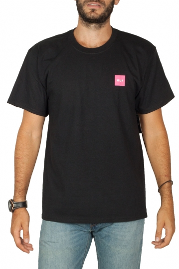 Huf t-shirt Ollie black