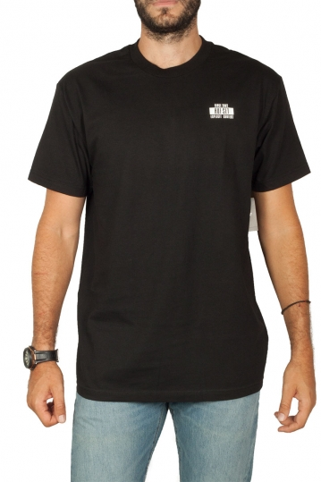 Huf t-shirt Product black