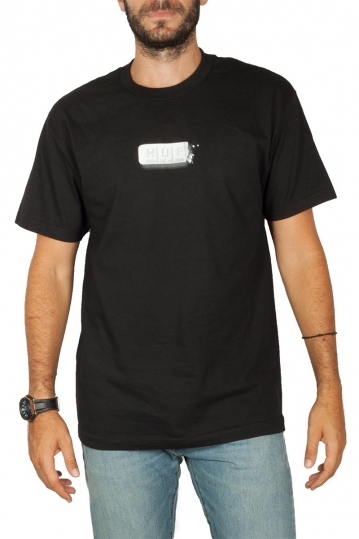 Huf t-shirt Youth of today black