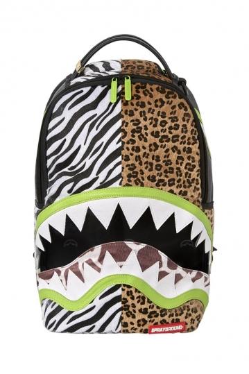 Sprayground Safari cut backpack