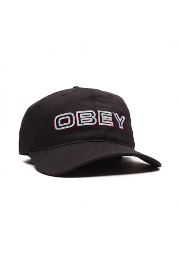Obey Synth hat black
