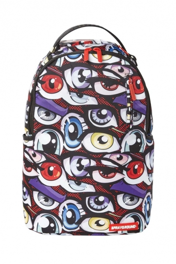 Sprayground All eyes on you backpack