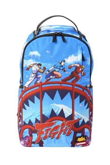 Sprayground Street Fighter: On the run backpack