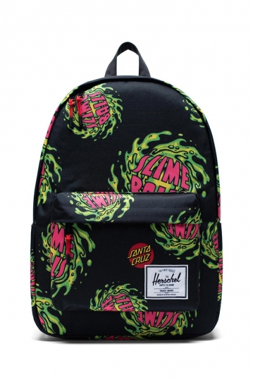 Herschel Supply Co. Classic XL backpack slimeball/hot pink/black