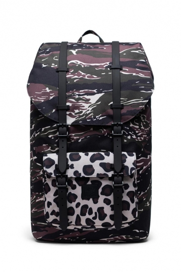 Herschel Supply Co. Little America backpack tiger camo/leopard