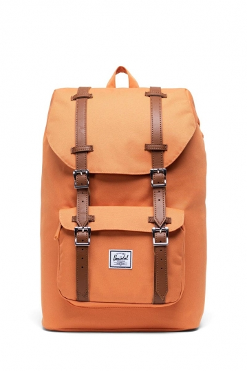 Herschel Supply Co. Little America mid volume backpack papaya