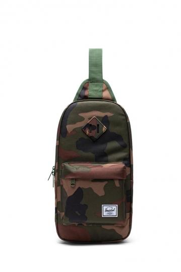 Herschel Supply Co. Heritage shoulder bag woodland camo
