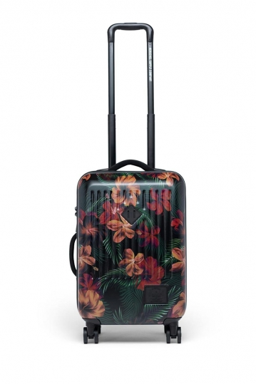 Herschel Supply Co. Trade small Luggage tropical hibiscus