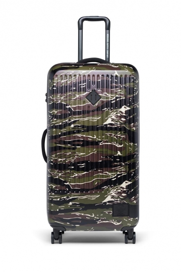 Herschel Supply Co. Trade large Luggage tiger camo/leopard