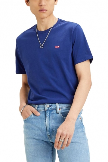 Levi's® original Housemark t-shirt - blueprint