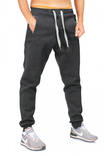 Young & Rich joggers anthracite