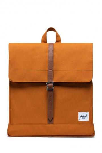 Herschel Supply Co. City mid volume backpack pumpkin spice