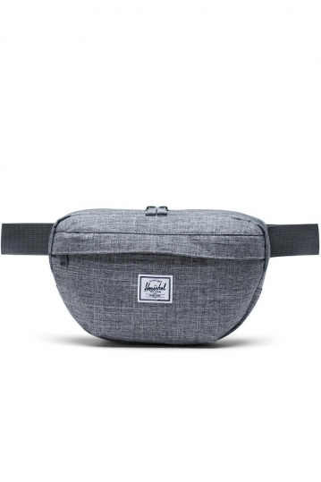 Herschel Supply Co. Nineteen hip pack raven crosshatch