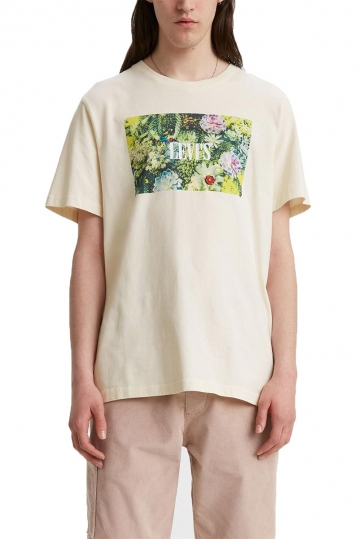 Levi's® relaxed fit graphic t-shirt tofu