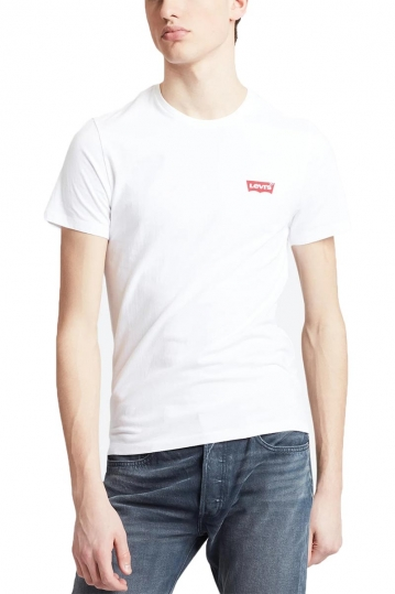 Levi's® crewneck graphic t-shirt white