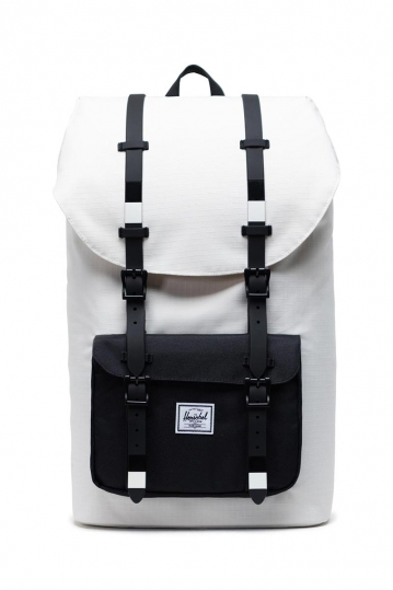 Herschel Supply Co. Little America backpack blanc de blanc ripstop/black