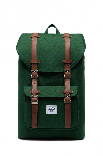 Herschel Supply Co. Little America mid volume backpack eden slub