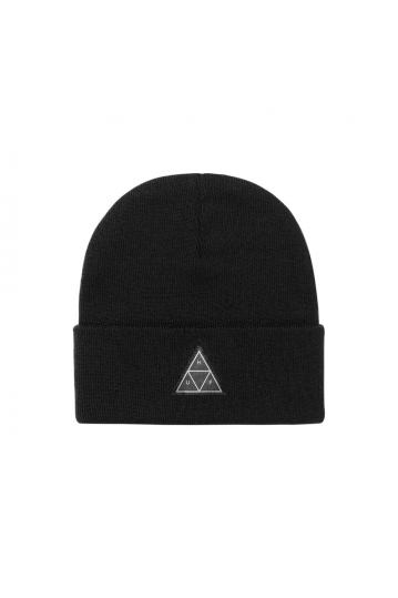 Huf Triple Triangle beanie black