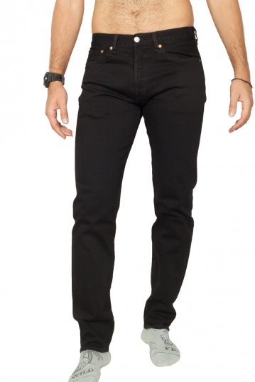 Levi's® 501 slim taper jeans black - stand alone