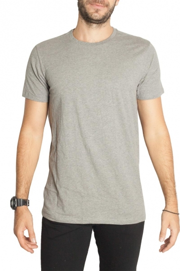 Levi's® solid crew t-shirt middle grey