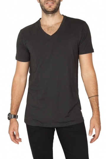 Levi's® V-neck t-shirt black