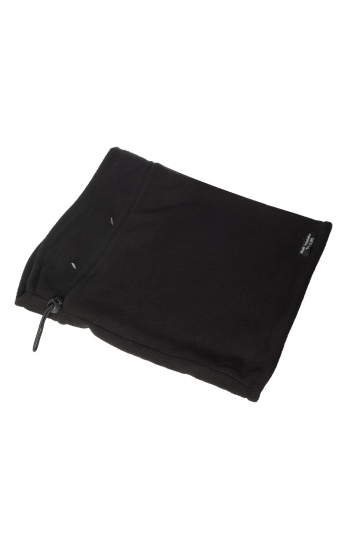 Fleece snood black