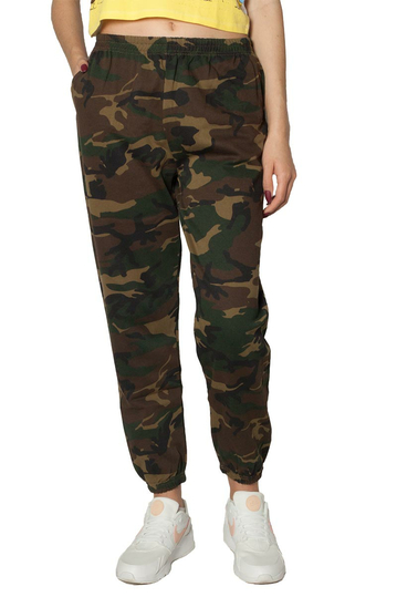 Scout joggers camo