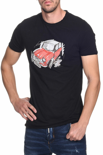 Bigbong Mini Cooper t-shirt black