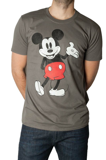 Disney Mickey Mouse distressed t-shirt