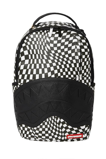 Sprayground Trippy check DLX backpack