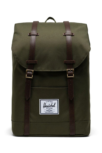 Herschel Supply Co. Retreat backpack ivy green/chicory coffee
