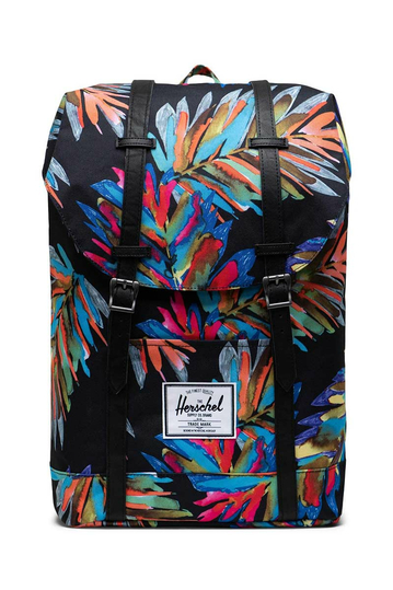Herschel Supply Co. Retreat backpack painted floral