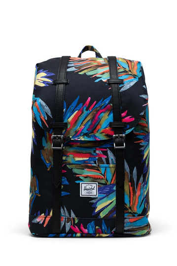 Herschel Supply Co. Retreat mid volume backpack painted palm