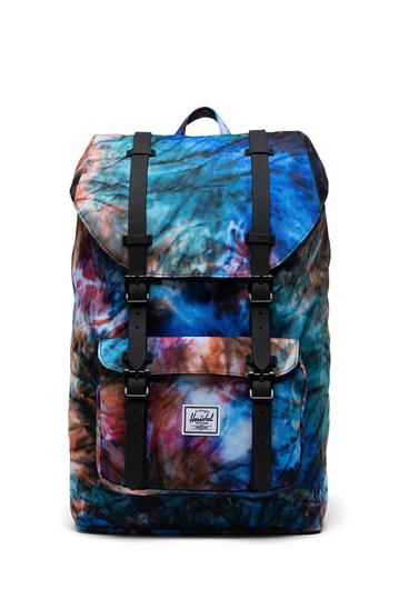 Herschel Supply Co. Little America mid volume backpack summer tie dye