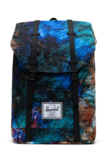 Herschel Supply Co. Retreat backpack summer tie dye