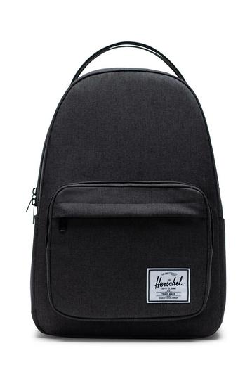 Herschel Supply Co. Miller backpack black crosshatch