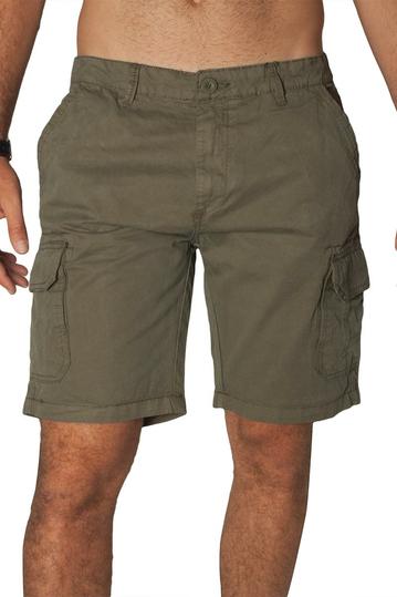 Losan cargo shorts khaki