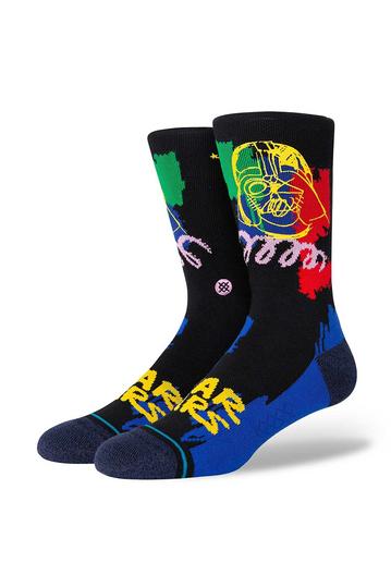 Stance Buffed Vader Star Wars socks