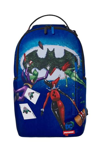 Sprayground Batman Island backpack (DLXR)