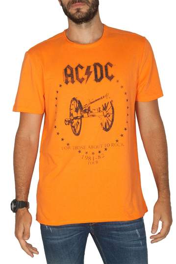 Amplified ACDC For Those About To Rock T-shirt